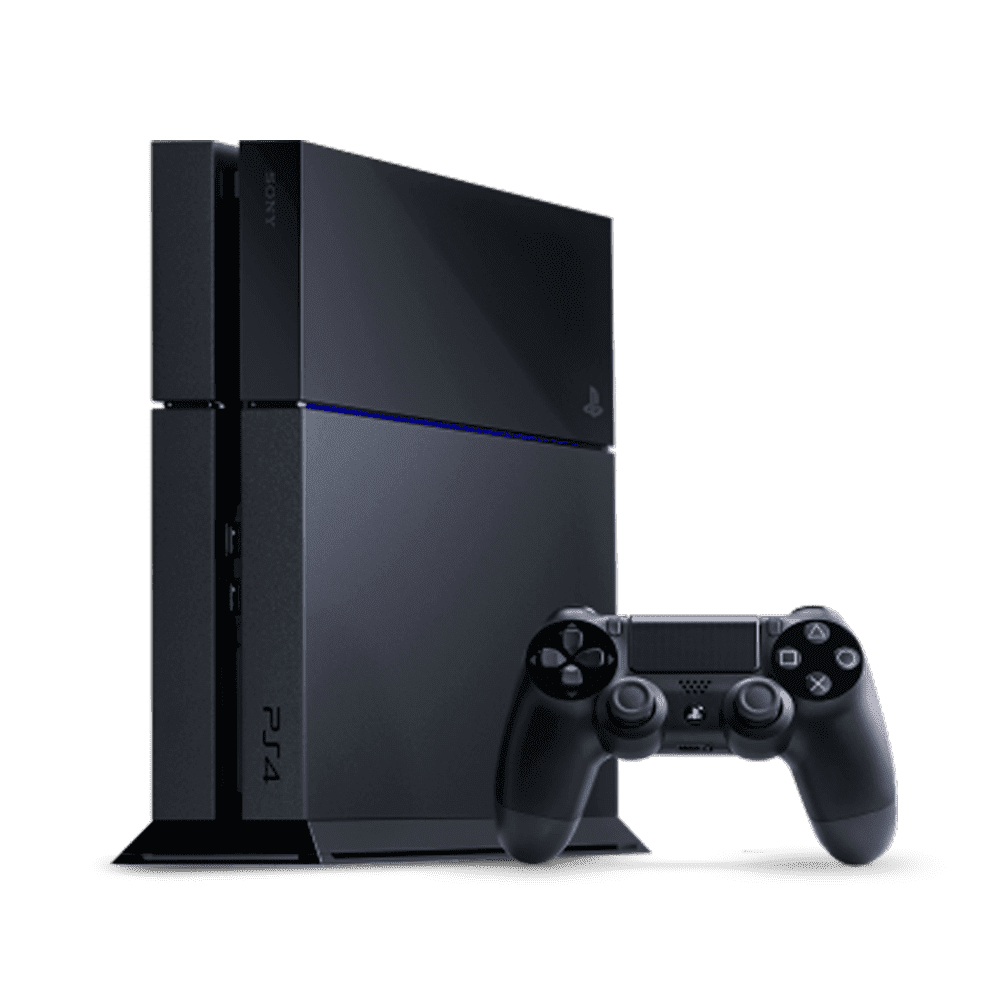 PlayStation4 500GB Console (Black)
