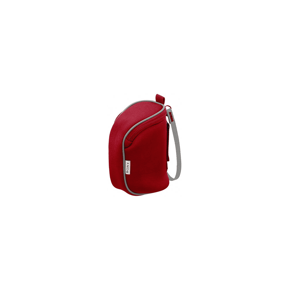 Handycam Carrying Case (Red)