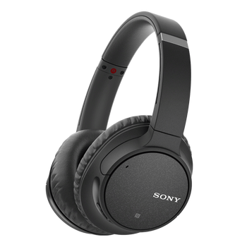 CH700N Wireless Noise Cancelling Headphones (Black), , lifestyle-image