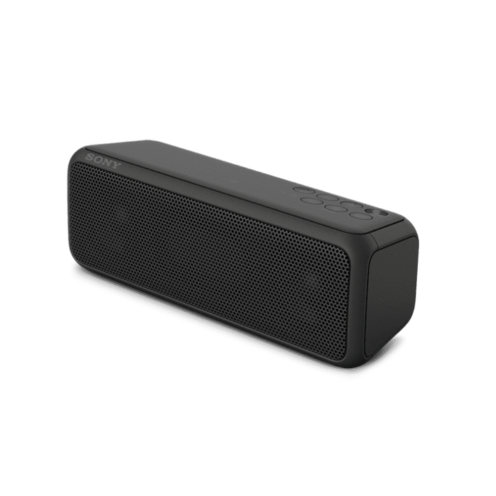 EXTRA BASS Portable Wireless Speaker with Bluetooth (Black), , product-image