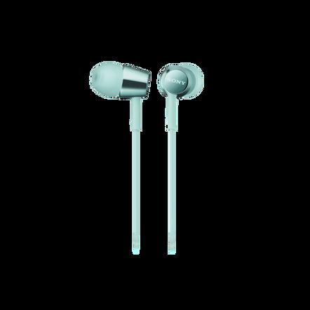 EX150AP In-Ear Headphones (Blue), , hi-res