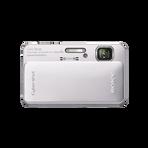 16.2 Mega Pixel T Series 4x Optical Zoom Cyber-shot (Silver), , hi-res