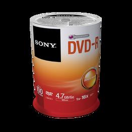 100-Pack DVD-R Disc, , hi-res
