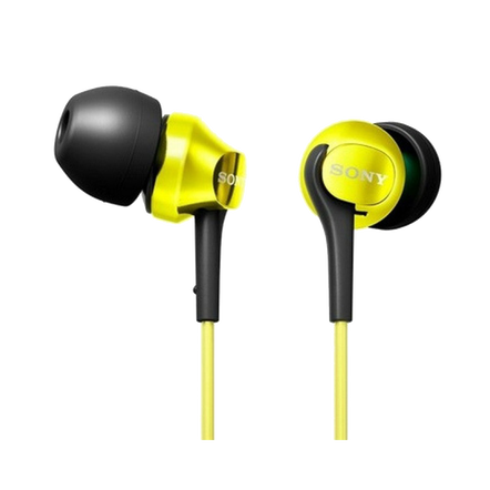 EX100 In-Ear Monitor Headphones (Lime), , hi-res