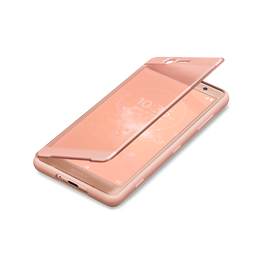 Xperia XZ2 Compact Style Cover Touch SCTH50 (Pink)