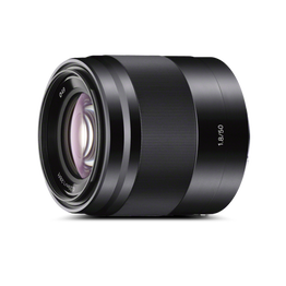 E-Mount 50mm F1.8 OSS Lens, , hi-res