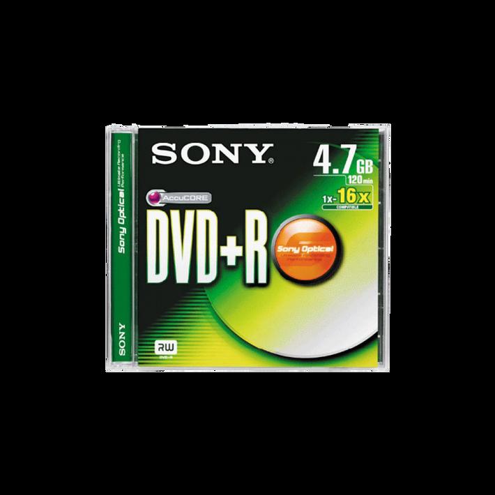 DVD+R Data Storage Media, , product-image