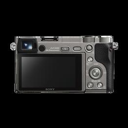 a6000 Digital E-Mount 24.3 Mega Pixel Camera (Grey), , lifestyle-image
