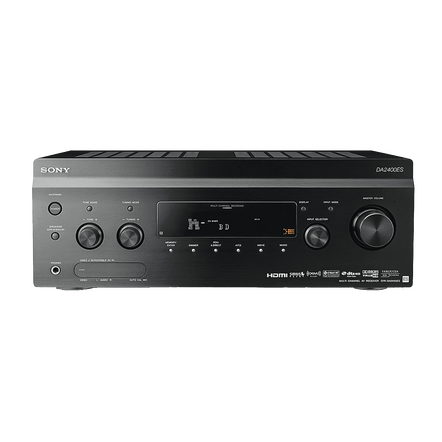 7.1 Channel DA Series HD Receiver (Silver)