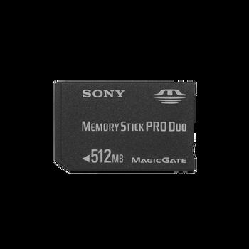 512Mb Memory Stick Pro Duo, , hi-res