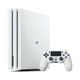 PlayStation4 Pro 1TB Console (White), , hi-res