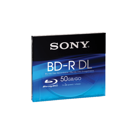 50GB Blu-ray Disc (Write Once), , hi-res