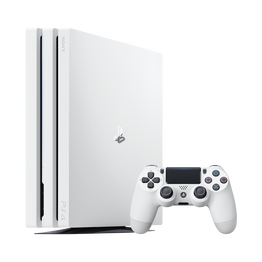 PlayStation4 Pro 1TB Console (White)