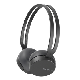 CH400 Wireless Headphones (Black)