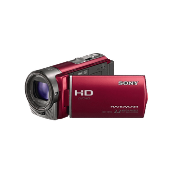 Flash Memory HD Camcorder (Red), , hi-res