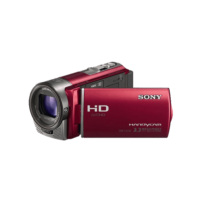 Flash Memory HD Camcorder (Red), , product-image