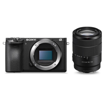 Alpha 6500 Premium E-mount APS-C Camera with 18-135mm Zoom Lens, , lifestyle-image