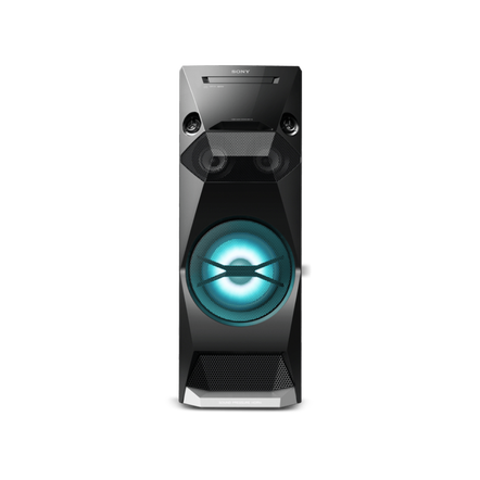 Floor Standing MUTEKI Mini Hi-Fi System with DVD Playback and Bluetooth, , hi-res