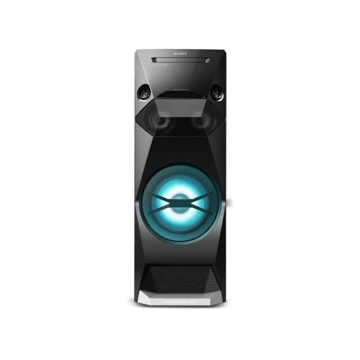 Floor Standing MUTEKI Mini Hi-Fi System with DVD Playback and Bluetooth, , product-image
