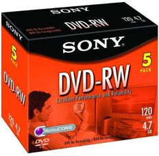 DVD Bundle 5 Pack