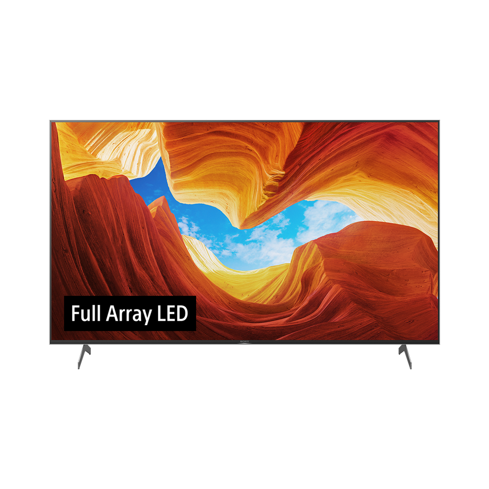 "55"" KD-55X9000H Full Array LED 4K Android TV, , product-image"