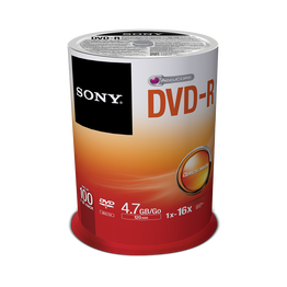100-Pack DVD-R Disc, , hi-res