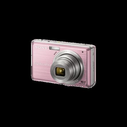 10.1 Megapixel S Series 4X Optical Zoom Cyber-shot Compact Camera (Pink), , hi-res