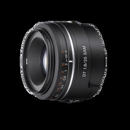 A-Mount DT 35mm F1.8 SAM Lens, , hi-res