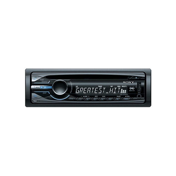 In-Car Player GT600UI Series Headunit, , product-image