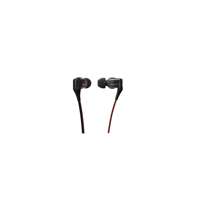 Xba Hybrid 2-Way Driver In-Ear Listening, , product-image
