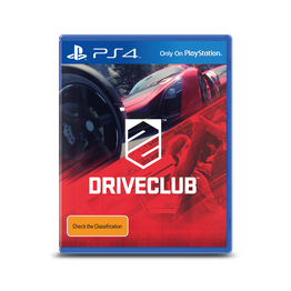 PlayStation4 Driveclub