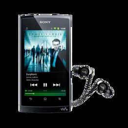 Z Series Video MP3/MP4 16GB Walkman (Black)