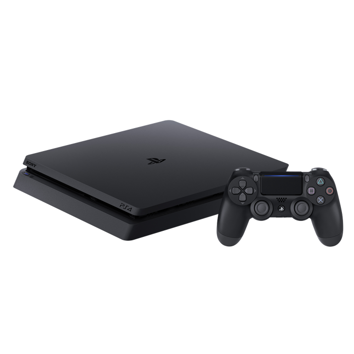 PlayStation4 Slim 1TB Console (Black), , product-image