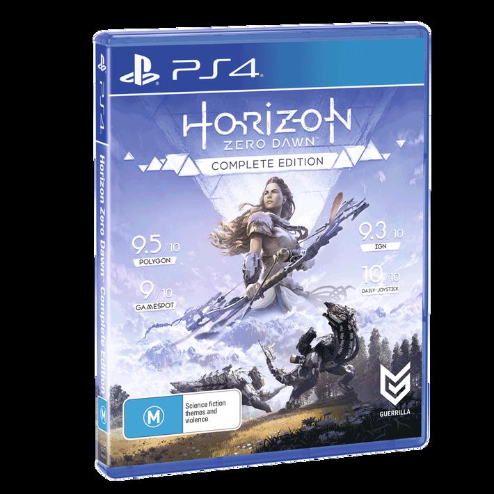 PlayStation4 Horizon Dawn Complete Edition (PlayStation Hits), , product-image