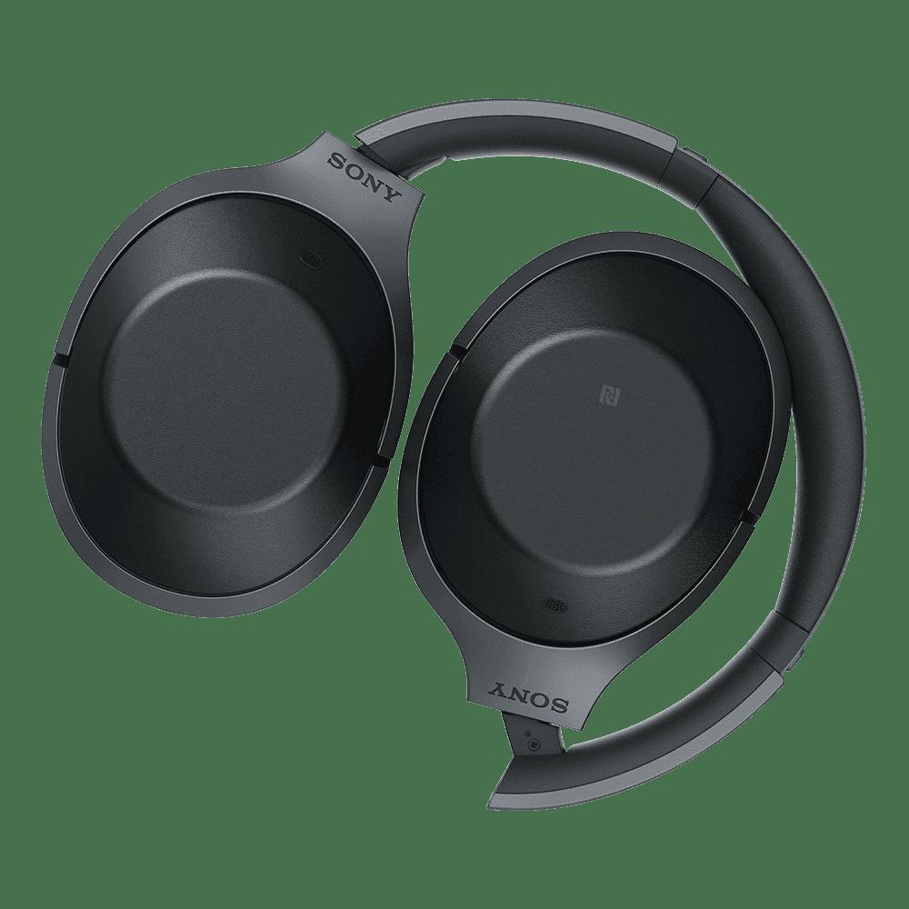 1000X Noise Cancelling Bluetooth Headphones (Black), , product-image
