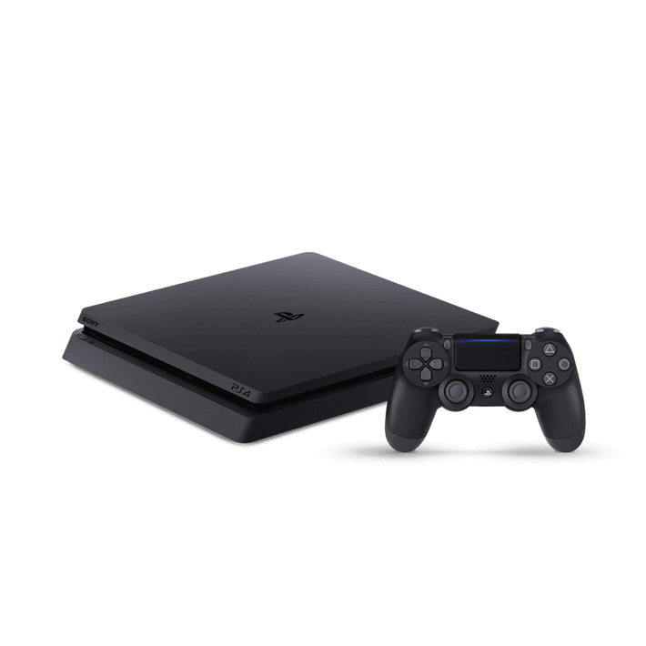 PlayStation4 Slim 500GB Console (Black), , product-image