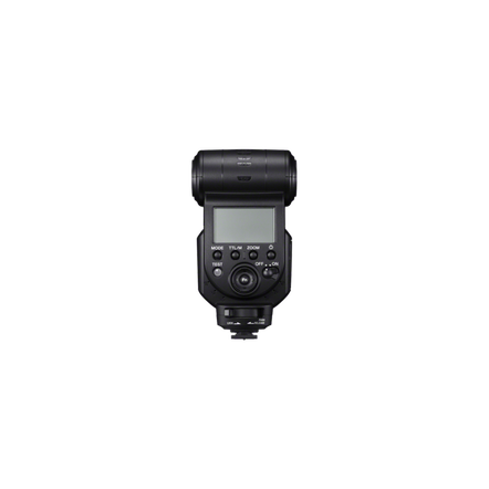 External wireless flash