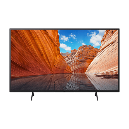 "50"" X80J   4K Ultra HD   High Dynamic Range (HDR)   Smart TV (Google TV), , hi-res"