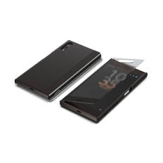 Style Cover Touch SCTF10 for Xperia XZ (Black)