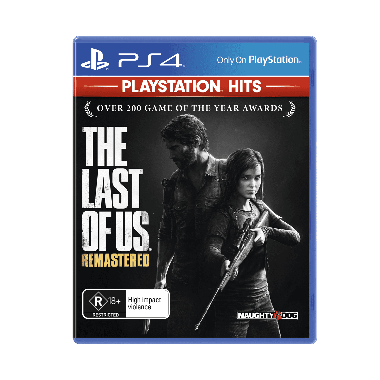 PlayStation4 The Last of Us Remastered  (PlayStation Hits), , product-image