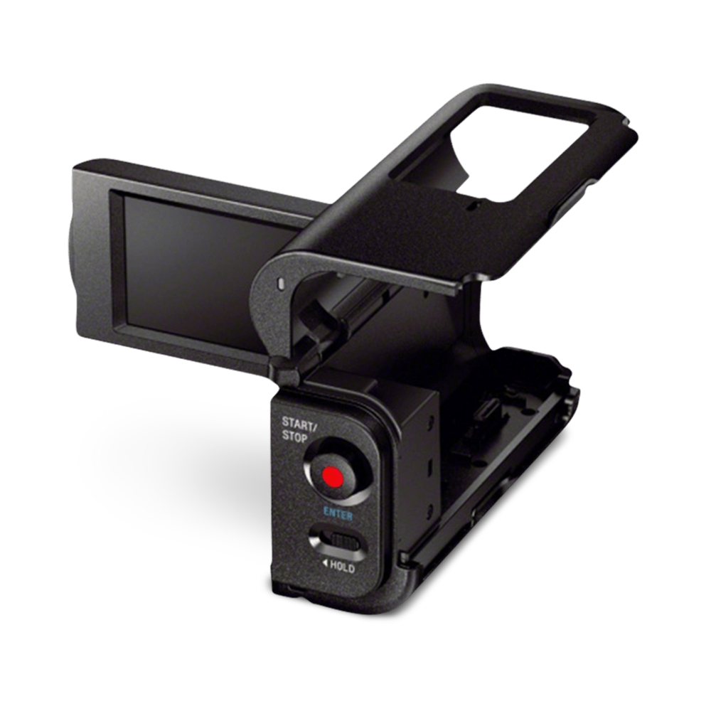 Handheld Grip With LCD Screen for Action Cam, , product-image