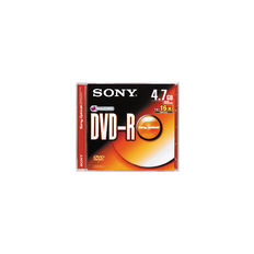 DVD-R Data Storage Media