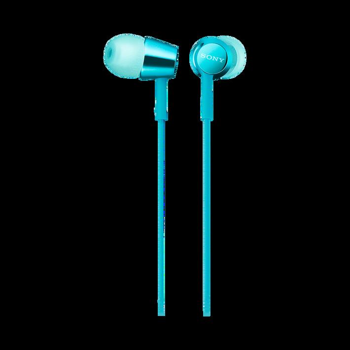 EX155AP In-Ear Headphones (Light Blue), , product-image