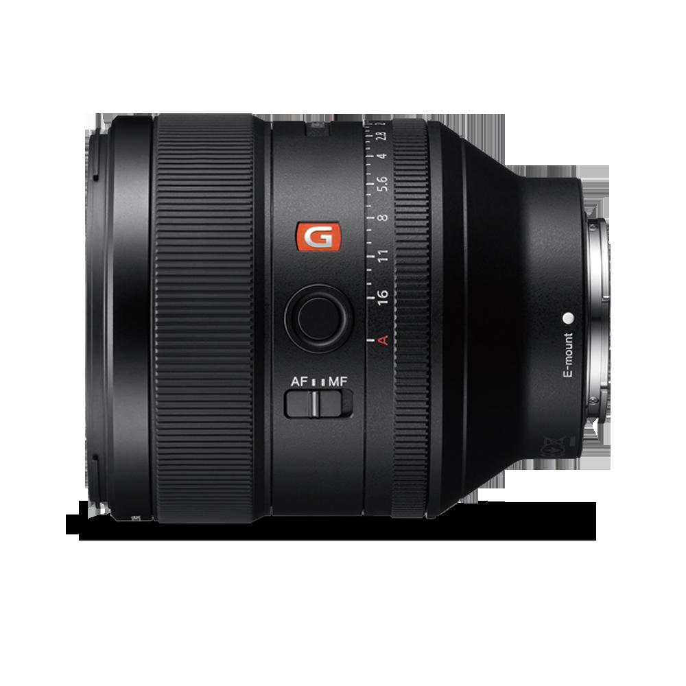 Full Frame E-Mount FE 85mm F1.4 GM Lens, , hi-res