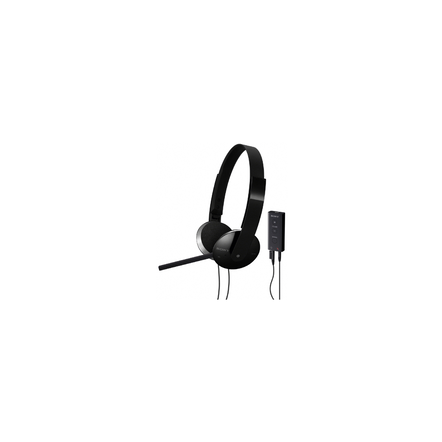 PC Headphones (Black)