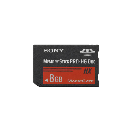 8GB Memory Stick PRO-HG Duo HX, , hi-res