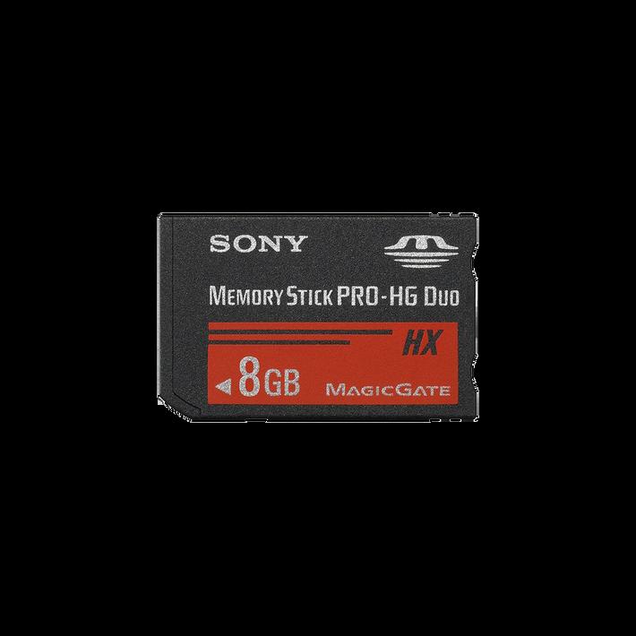 8GB Memory Stick PRO-HG Duo HX, , product-image