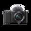ZV-E10 | Interchangeable Lens Vlog Camera with 16-50mm Lens Kit (Black)