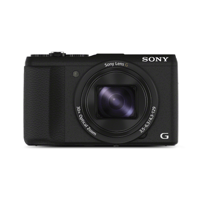 HX60V Digital Compact Camera with 30x Optical Zoom, , product-image