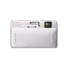 16.2 Mega Pixel T Series 4x Optical Zoom Cyber-shot (Silver), , hi-res